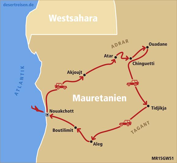 Anruf Aus Mauretanien